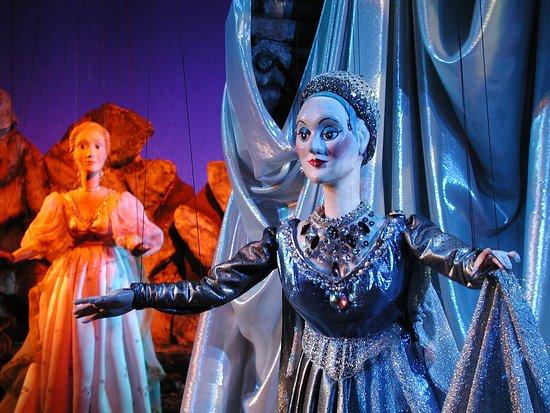 Marionetten Theater Schloss Schoenbrunn