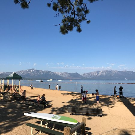Lakeside Beach South Lake Tahoe