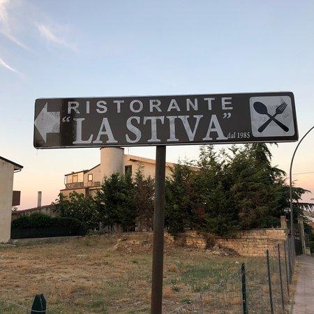San Michele di Ganzaria, Italia: La Stiva