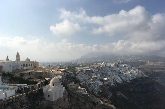 Santorini Walking Tours: Even Higher
