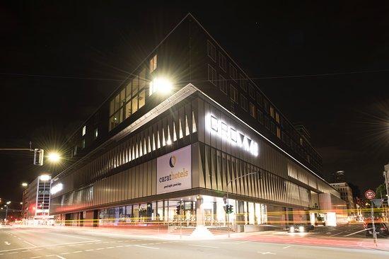 Carathotel d sseldorf city bewertungen fotos for Hotel dusseldorf mit schwimmbad