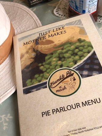 Humble Pie 'n' Mash Photo