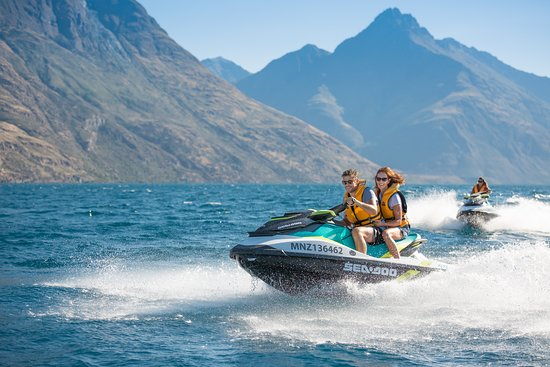 Jet Ski Tours Queenstown
