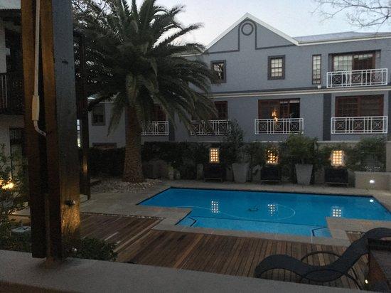 Derwent House Boutique Hotel: Derwent House pool