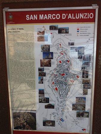 Centro storico: Toponomastica