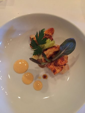 Farmhouse Inn Restaurant: Octopus
