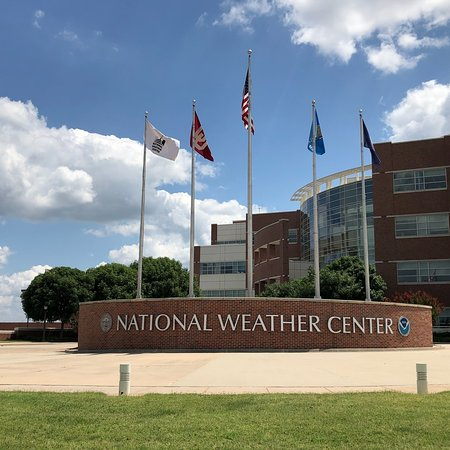 The Norman Doppler Radar Console - Picture of National