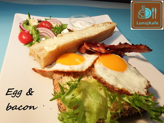LunsjKafe: perfect breakfast