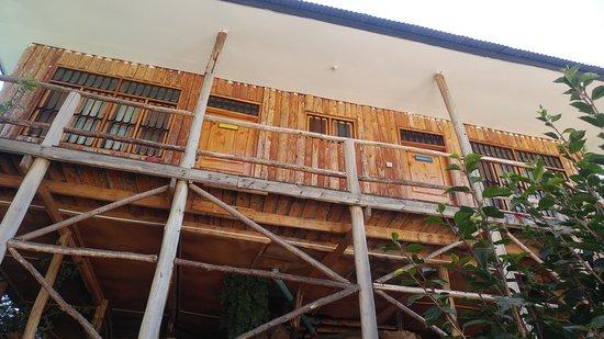 Iringa Sunset Hotel: I wanna stay in the tree house!