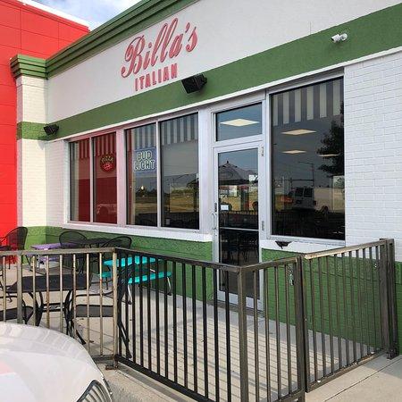 Billa's Pizza and Itailan Restaurant