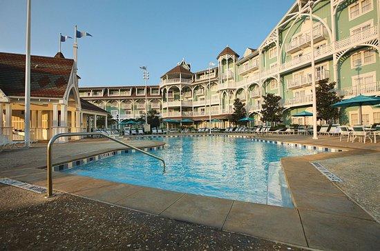 Disney S Beach Club Resort Orlando Fl