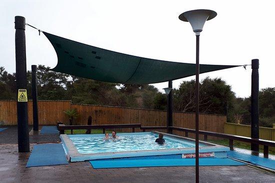 Токаану, Новая Зеландия: Kids pool
