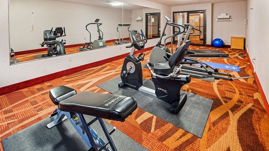 Copperas Cove, TX: Fitness Center