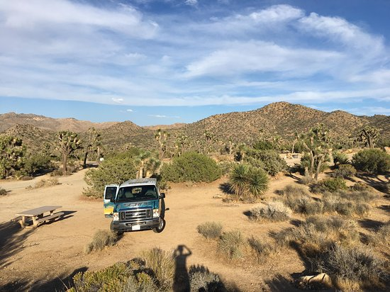 Black Rock Campground: Site 30