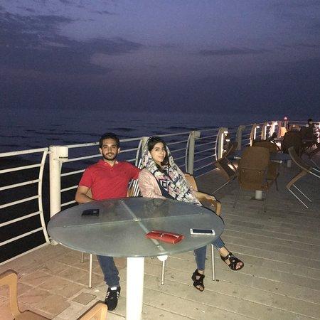 תמונה מMorvarid Khazar Hotel