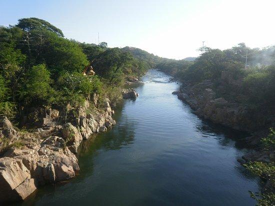 Cesar Department, Colombia: Rio Guatapori, Balneario Hurtado.