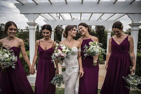 Carmel, Austrália: Bridesmaid fun
