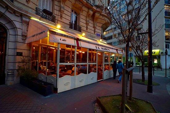 LA MAISON, Paris - 9 Place Saint Ferdinand, Ternes - Restaurant
