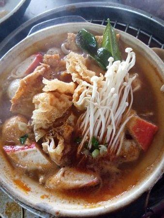 Tangkak, Maleisië: Yummy!