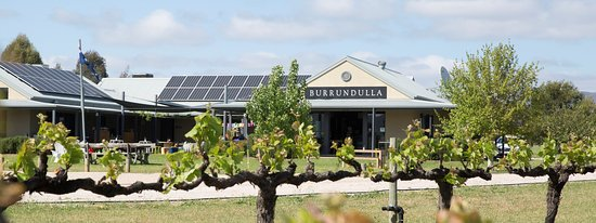 Burrundulla Wines: Our Cellar Door is just 3kms on the Sydney side of Mudgee