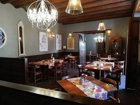 Hotel Boutique La Posada: Comedor interior