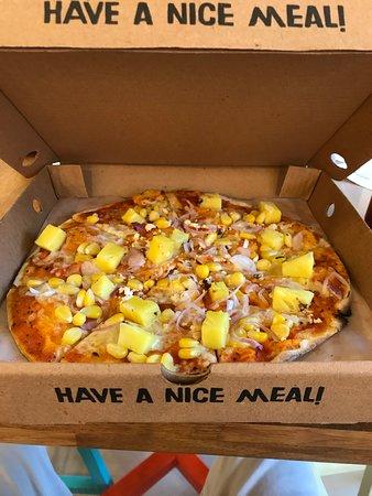 Taka Pizza Pondicherry Ravintola Arvostelut Tripadvisor