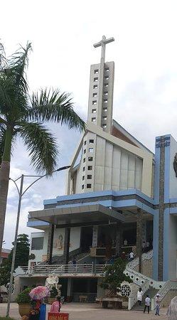 Bac Lieu, Βιετνάμ: Tac Say Church (Nhà Thờ Tắc Sậy