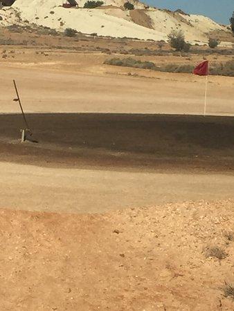 Coober Pedy Opal Fields Golf Course Photo