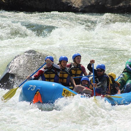 Action Whitewater Adventures - Day Trips ภาพถ่าย
