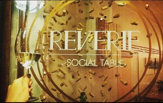 Reverie Social Table: Cheers! At Reverie Cape Town for a five-course dinner with Excelsior wine pairing.