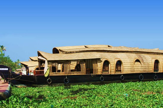 Alappuzha Private Houseboat Tour with...