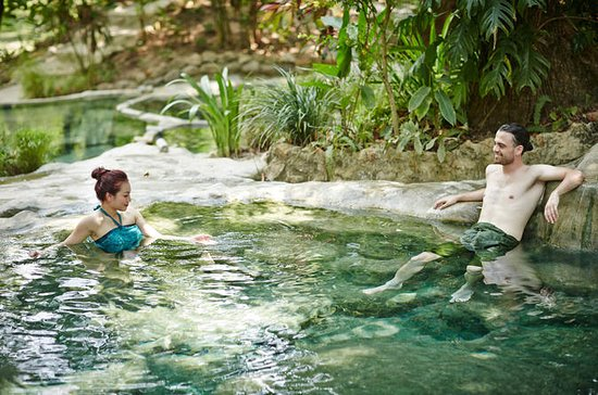 Private Wareerak Hot Spring Thai Spa and Massage Treatment in Krabi...