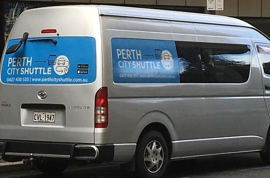 Shared Arrival or Return Transfer Service - Perth Airport to Perth...