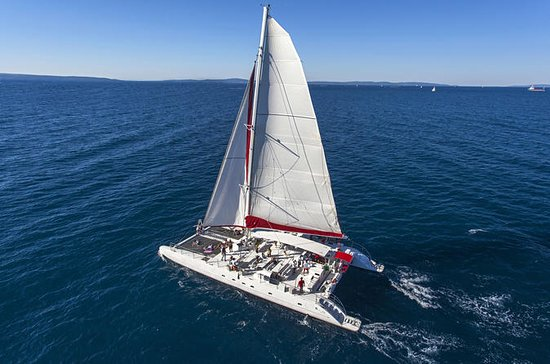All-inclusive catamarantour met ...