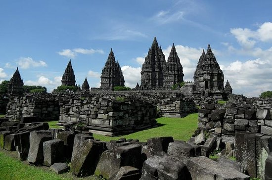 Private Half-Day Prambanan Tour by...