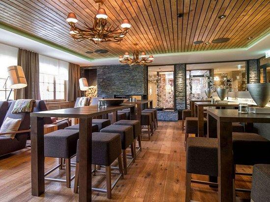 Valbella, Switzerland: Bar/Lounge