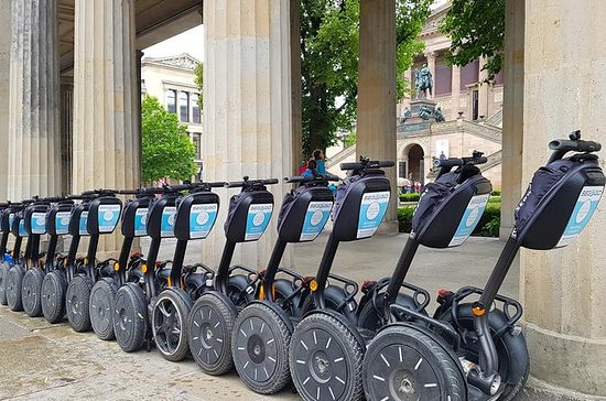 2,5 t Segway Tour Berlin