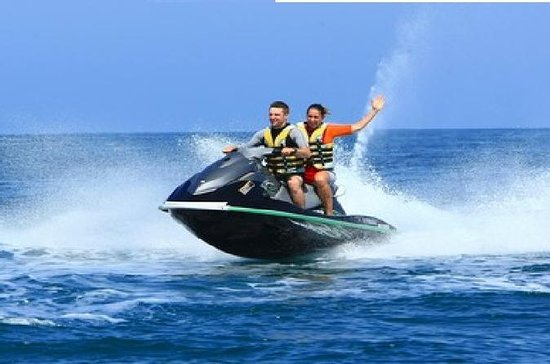 Buggy tour and jet ski taghazout