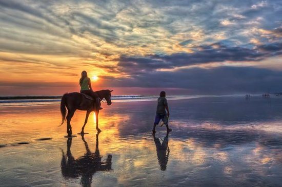 2 horas Sunset Horse ride taghazout: 2 hours Sunset Horse ride taghazout