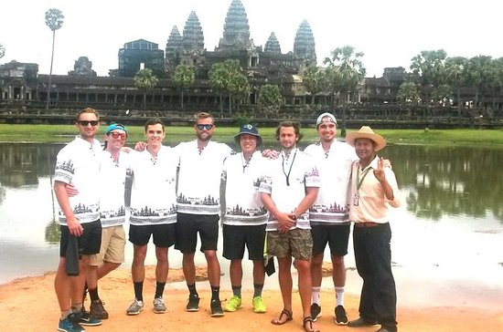 Tour da Bangkok ad Angkor Wat 2