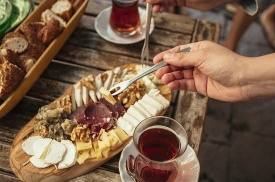 Istambul Private Food Tour: as 10...