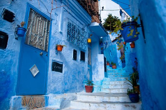 Private Full Day Tour of Chefchaouen from Tangier w/ Hotel pick up & drop off: Private Full Day Tour of Chefchaouen from Tanger