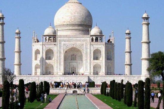 Tour Privativo Tajmahal e Agra Fort...