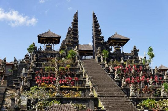 Visite privée de Bali: volcan...
