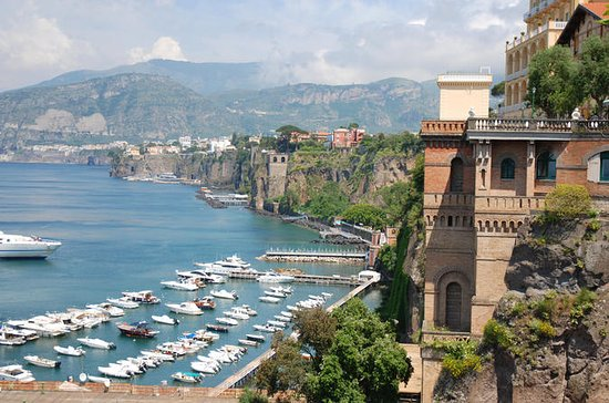 transfer from Sorrento to Rome