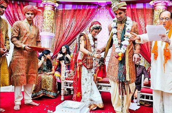Hindu Renewal of Wedding Vows...