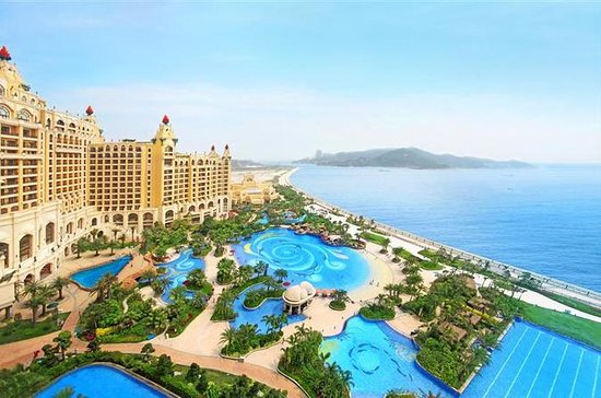 E-Ticket: Chimelong Ocean Kingdom, Water World, Circus & Hengqin Bay...