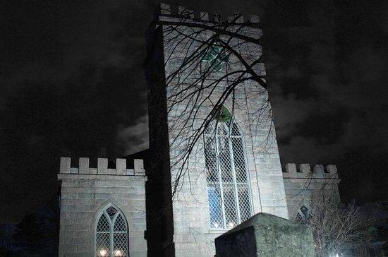 Black Cat Ghost Tour Salem