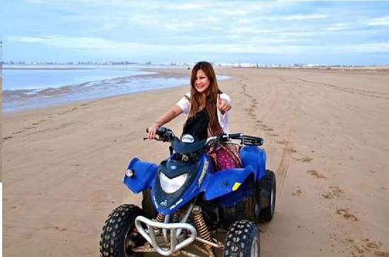 Playa quad Agadir Marruecos