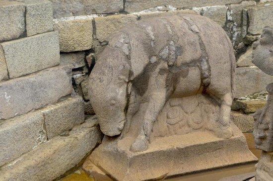 Mahabalipuram & Kanchipuram in a day...